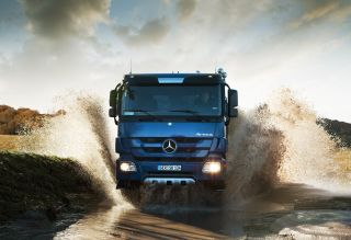 Actros Puddle