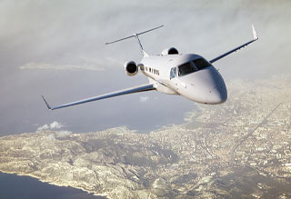 Embraer Legacy 600 - Marseille
